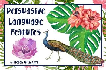 Persuasive Language Features