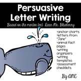 Persuasive Letter - with Dear Mr. Blueberry