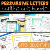 Persuasive Letter Writing Bundle