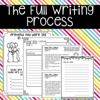 Persuasive Letter Writing FREEBIE