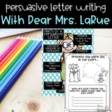 Persuasive Letter Writing FREEBIE