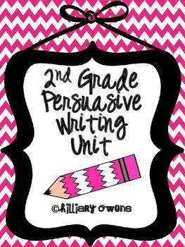 Persuasive Letter Writing Unit