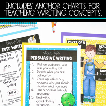 Persuasive Letter Writing with Click, Clack, Moo
