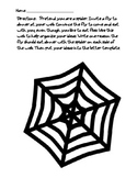 Persuasive Letter from Spider to Fly