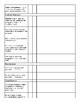 Persuasive Paper Peer Review Editing Checklist