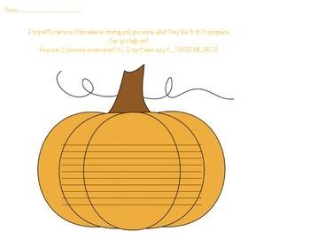 Persuasive Pumpkin (Open Ended)