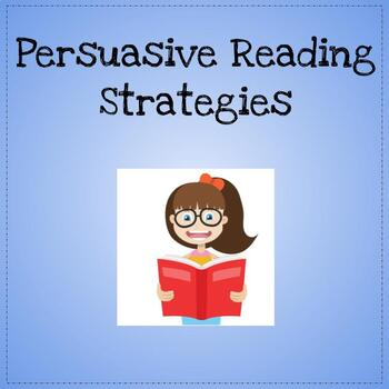 Persuasive Reading Strategies