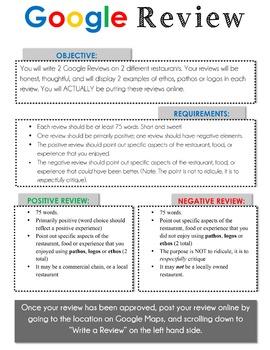 Persuasive Research Writing Unit