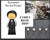 Persuasive Reviews:Restaurant Review Project