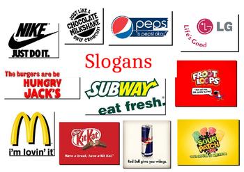 Persuasive Slogans