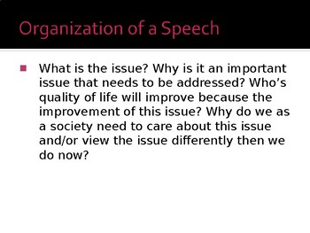 Persuasive Speech Explanation PowerPoint Presentation