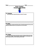 Persuasive Speech Graphic Organizer
