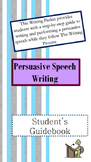 Persuasive Speech Inquiry Packet