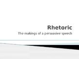 Persuasive Speech Intro