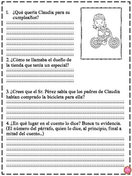 Persuasive Stories in Spanish