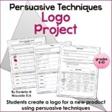 Persuasive Techniques - Logo Project w/Rubric - Ad Project
