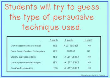 Persuasive Techniques in Advertising PowerPoint