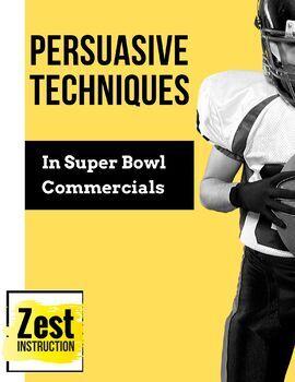 Persuasive Techniques in SuperBowl Commercials