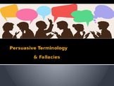 Persuasive Terms, Author's Argument, Fallacies