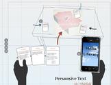 Persuasive Text Prezi