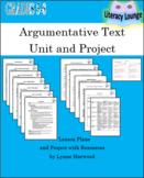 Persuasive Text Unit