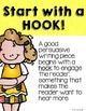 Persuasive Writing 2nd Grade 3rd Grade Book Reviews