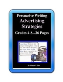 Persuasive Writing Advertising Strategies