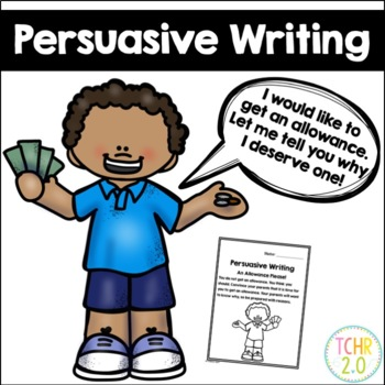 Persuasive Writing Allowance