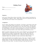 Persuasive Writing Assignment - Finding Nemo