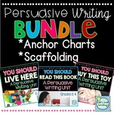 Persuasive Writing Bundle ~ 2nd Grade 3rd Grade Persuasive Writing Activities