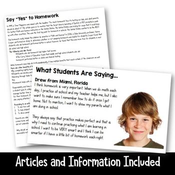 Persuasive Writing Bundle: Articles, Infographics, and Prompts for Grades 3-5