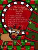 Persuasive Writing Bundle- Christmas Theme