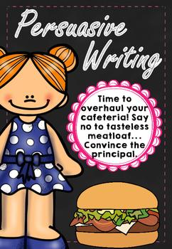 Persuasive Writing Canteen Overhaul