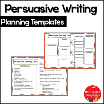 Persuasive Writing Children's worksheets