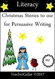 Persuasive Writing Christmas