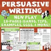 Persuasive Writing New Play