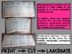 Persuasive Writing Criteria Bookmarks and EDITABLE Referen
