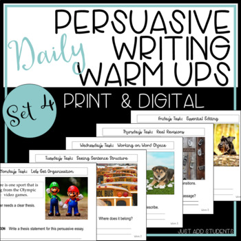 Daily Edits Worksheets & Teaching Resources | Teachers Pay Teachers