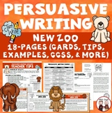 Persuasive Writing New Zoo