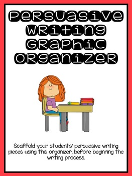 Persuasive Writing - Graphic Organizer