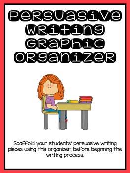 Persuasive Writing - Graphic Organizer