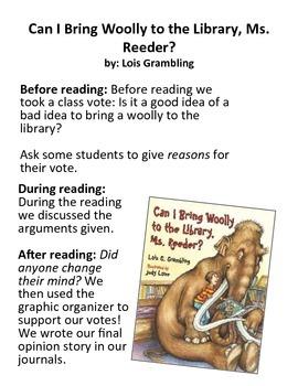 Persuasive Writing Graphic Organizers Pack