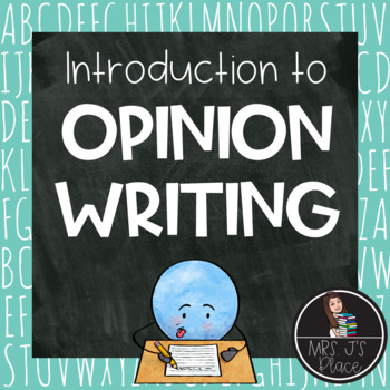 Persuasive Writing Introduction
