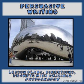 Persuasive Writing Lesson with Prompts