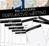 Persuasive Writing - Mo Willems