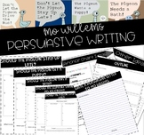 Persuasive Writing - Mo Willems
