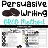 Persuasive Writing--O.R.E.O