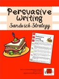 Persuasive Writing Organizer Planner - Lucy Calkins
