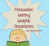 Persuasive Writing Organizers