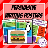 Persuasive Writing Posters